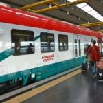 Fiumicino, aumentano i passeggeri dell'aeroporto e crescono le corse del Leonardo Express