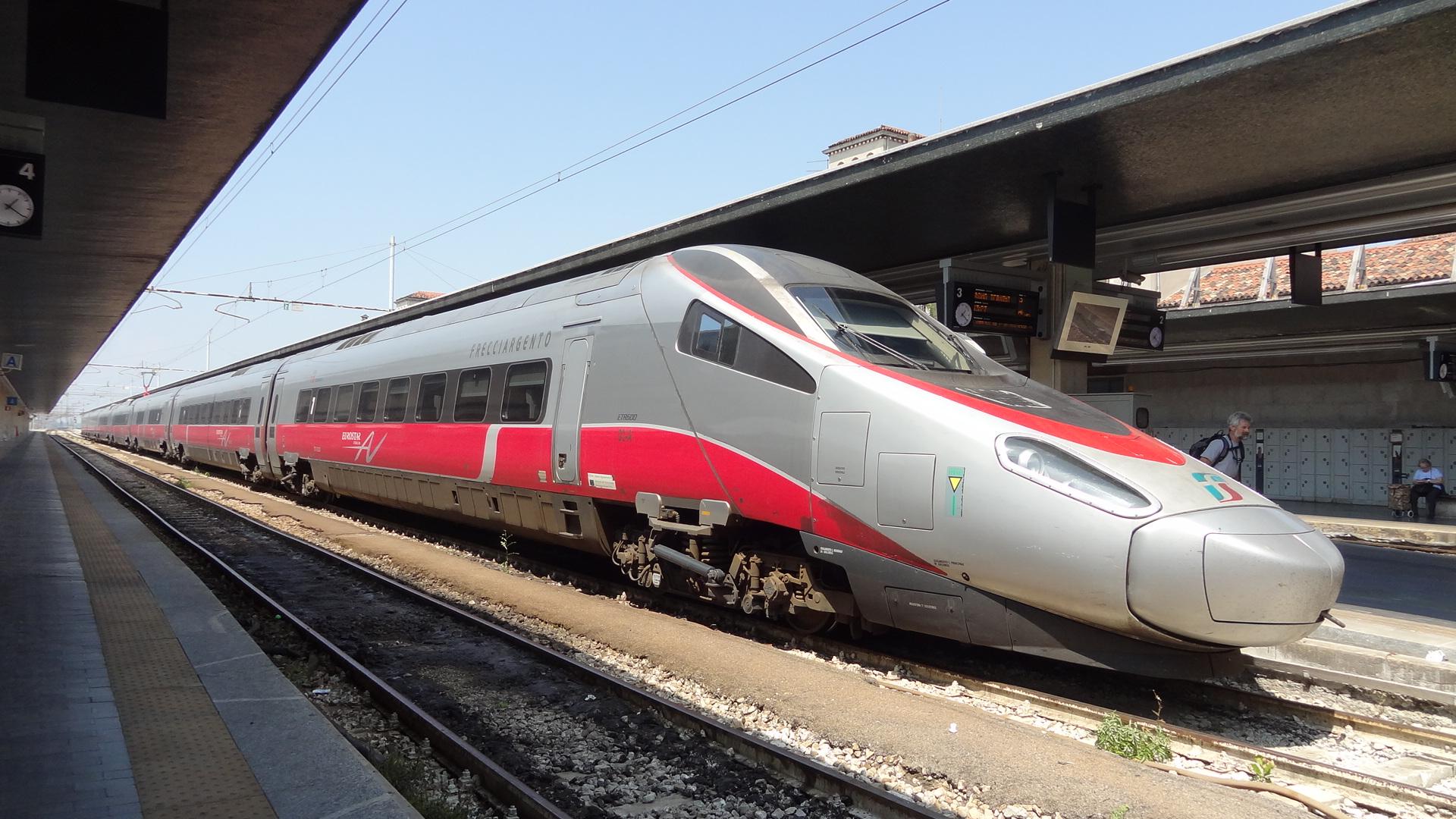 Nomentana, travolto e ucciso da un treno: ipotesi incidente