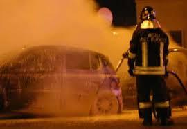 Quattro auto in fiamme all'Eur: ipotesi gesto doloso