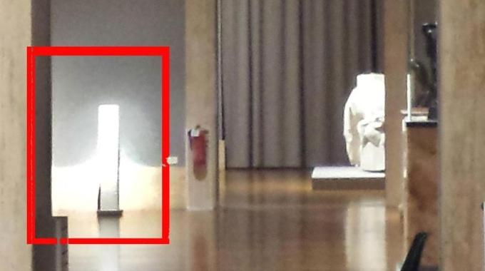 Il Bambino malato di Medardo Rosso rubato dalla Galleria d'arte moderna