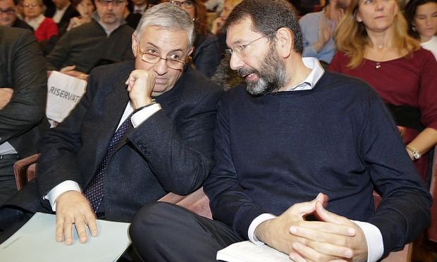 Mafia capitale, il sindaco Marino rinuncia alla scorta Alemanno: