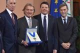 """Roma 2024, Renzi vede Malagò: """"Pieno sostegno alla candidatura"""""""