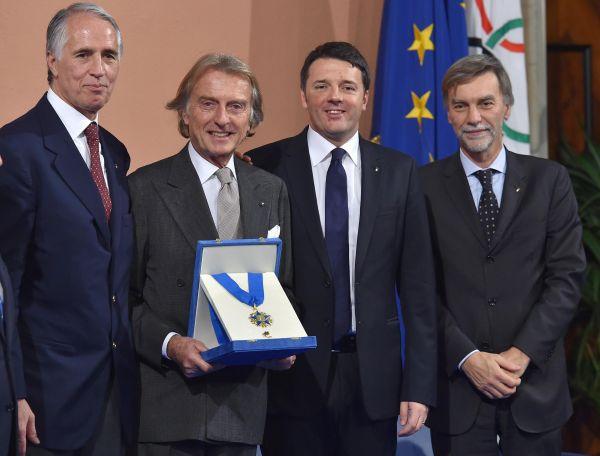 La Capitale e il sogno olimpico, Renzi: