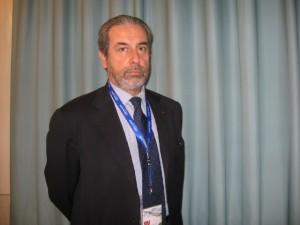 Dr Leonardo Tammaro Responsabile della U.O.C. Gastroenterologia ed Endoscopia Digestiva dell'Azienda Ospedaliera San Giovanni