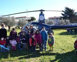 Alatri, la Befana arriva in elicottero per salvare l'ospedale