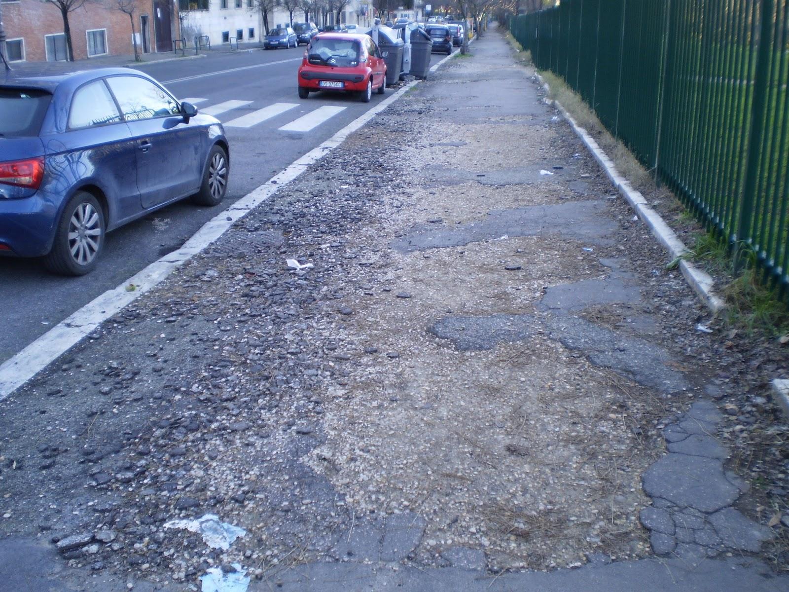 Baratto immobili-cantieri, ecco il piano Marino per rifare le strade