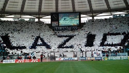 Lazio, sciopera la curva nord: con il Bologna Olimpico semideserto