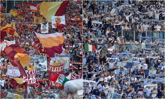 Derby, per la Roma tridente leggero e Spalletti stuzzica la Lazio. Pioli: