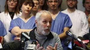 Ebola, parla Fabrizio: