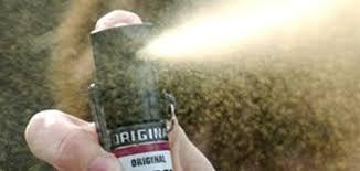 Sicurezza, spray al peperoncino per i reparti mobili