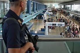 Falso allarme bomba a Fiumicino, fatto esplodere bagaglio sospetto