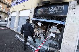 Mafia capitale, attentato negli uffici di Coratti: