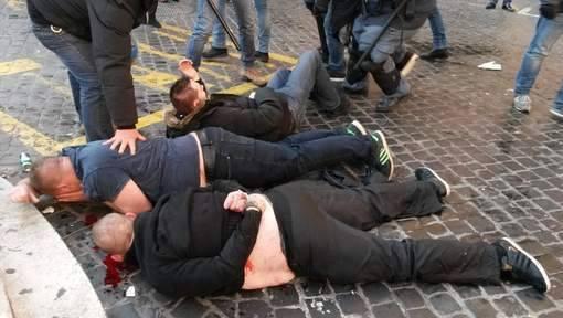 Violenza alcolica, 40 anni di hooligans: dal Cska al Legia, quando il tifo devasta la Capitale