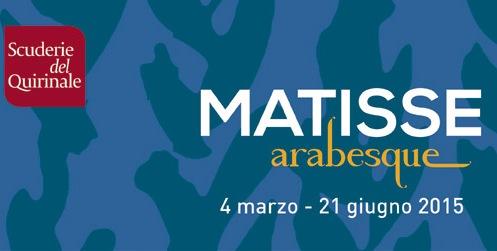 Mostra Arabesque, il genio di Matisse alle Scuderie del Quirinale dal 4 marzo al 21 giugno