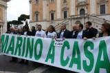 """Campidoglio il no di Salvini su Alfano in vista delle comunali: """"Meloni? Bene se accetta"""""""