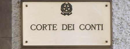 Corte dei Conti: