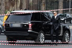 007, Craig in azione con la sua Aston Martin nel cuore della Capitale