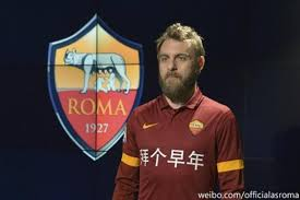 Roma, contro il Parma debutta la maglia dedicata al Capodanno cinese