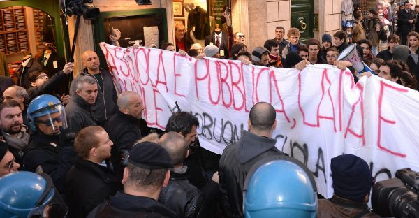 Gli studenti tornano in piazza, giovedì corteo a Roma