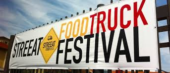 Streeat food Truck festival per mangiare on the road