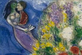 La vita e l'amore in 140 opere di Marc Chagall