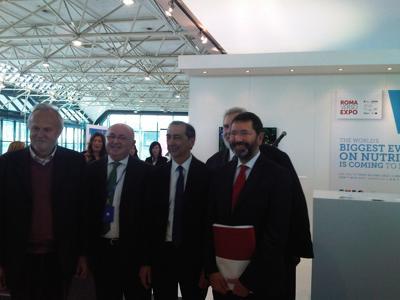 Expo 2015, la vetrina del Cile in anteprima a Fiumicino