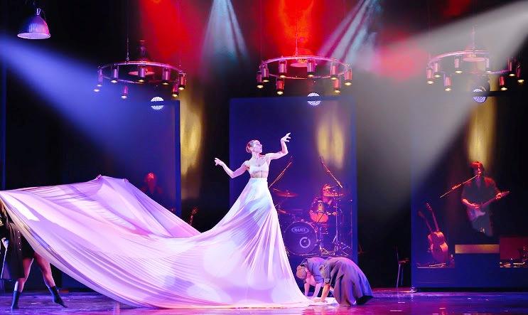 I volti del contemporaneo al festival della danza: ci saranno anche i Marlene Kuntz