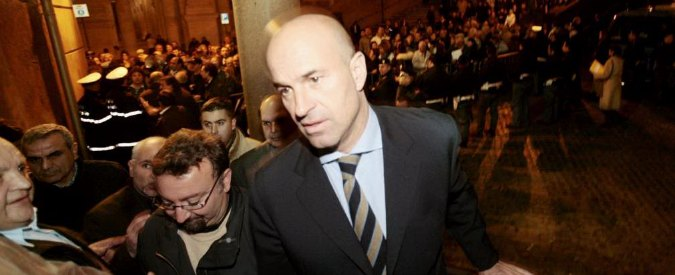 Mafia capitale, Odevaine choc: