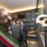 """Nasce il museo Pleistocene: 2mila fossili in mostra. Il sindaco: """"Nelle periferie nuova central..."""