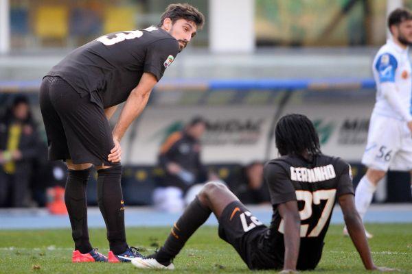Roma, Gervinho con il Toro e Salah contro il Bate: bielorussi già in città per la sfida di Champions