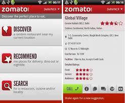 Sbarca in Italia Zomato, l'app per turisti e golosi