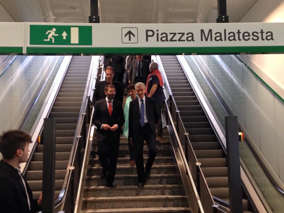 Metro C chiusa dal 9 all'11 maggio. Prima l'annuncio dei parlamentari Ncd, poi il Campidoglio: