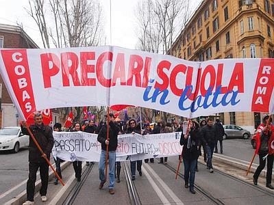 Scuola: Usb, 24 aprile sciopero e manifestazione a Roma
