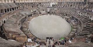 Colosseo, Volpe: