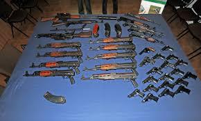 Tivoli, maxi sequestro di armi: arrestato un 39enne