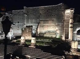 Natale di Roma, cabina di regia Mibact-Comune e luci da oscar per i Fori imperiali by night