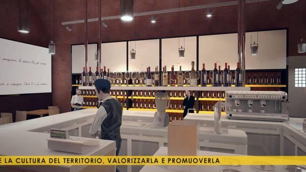 Expo, i Mercati di Traiano rivivono a Civitavecchia grazie al terminal del gusto per 8 milioni di tu...