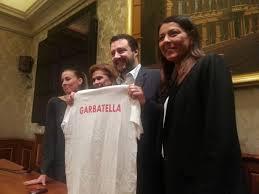 Salvini choc: