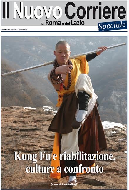 INSERTO SPECIALE - Kung Fu e riabilitazione, culture a confronto
