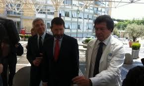 Incidente Roma, Marino visita i parenti della vittima e i feriti ricoverati: