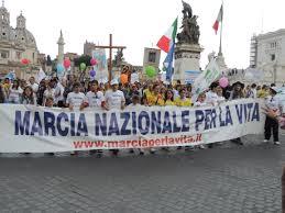 Aborto, 40mila in piazza per la marcia della vita