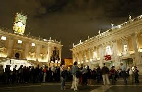 Marino battezza la notte dei musei, successo per l'appuntamento con la cultura. Marinelli: