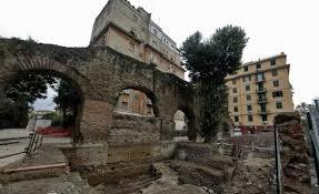 Testaccio, il Porticus Aemilia diventa un parco pubblico: sabato l'inaugurazione
