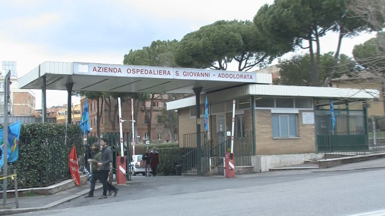 Tecnologia endovascolare innovativa all'Ospedale San Giovanni di Roma