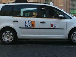 Taxi, il 9 giugno sciopero e corteo: