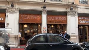 Teatro Quirino: da Arias a Ronconi, ecco la stagione 2015-2016
