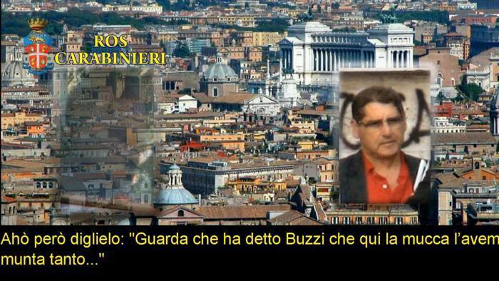 Il sottosegretario Castiglione nel fascicolo di mafia capitale: