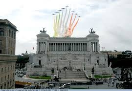 2 giugno, domani la parata: frecce tricolori in volo su Roma
