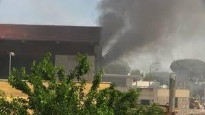 Via Salaria, rogo nell'impianto Ama: danni limitati, nessun crollo. Municipio III: