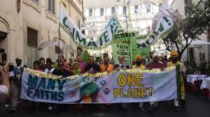 Marcia per la terra: